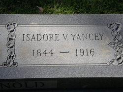 Isadore V <I>Yancey</I> Arnold
