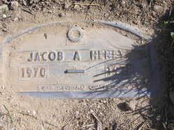 Jacob A Henry