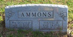 Hazel B. <I>Bartholomew</I> Ammons