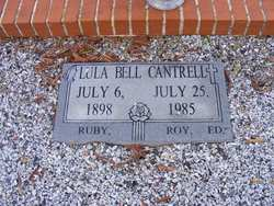 Lula Bell Cantrell