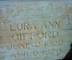 Lora Ann <I>Demille</I> Gifford