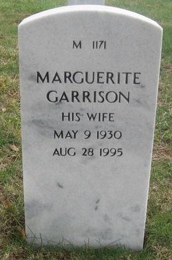 Marguerite Garrison