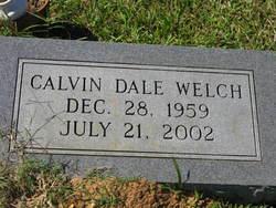Calvin Dale Welch