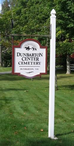 Dunbarton Center Cemetery
