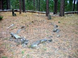Bear Gulch Cemetery