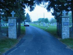 Saint Annes Catholic Cemetery