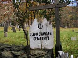Old Moravian Cemetery