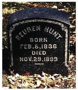 Reuben Hunt