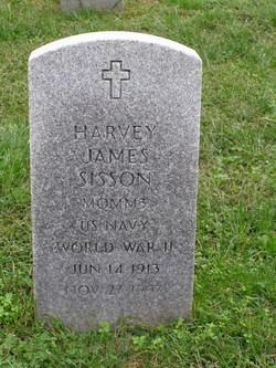 Harvey James Sisson