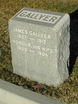 James Gallyer