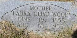 "Laura Olive ""Ollie"" <I>Cottle</I> Wood"
