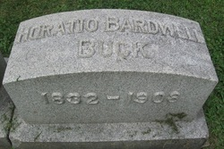 Dr Horatio Bardwell Buck