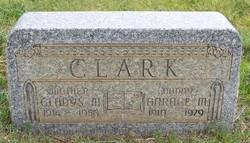 Gladys M Clark
