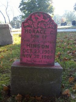 Horace G. Hinson