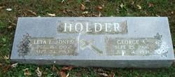 George A Holder