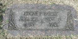 Edgar P. Bailey
