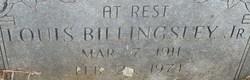 Louis Billingsley, Jr