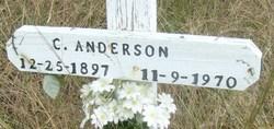C Anderson