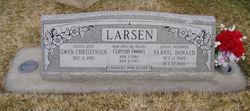 Clinton Farrel Larsen