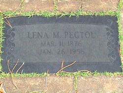 Lena Margaret <I>Gubler</I> Pectol