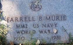 Farrell B Murie