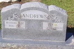 Matilda Jane Andrews