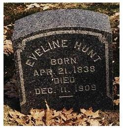 Eveline Frances <I>Bailey</I> Hunt
