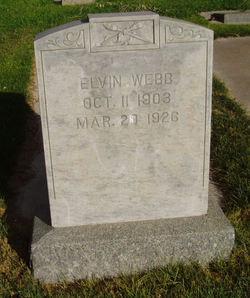 Elvin Webb