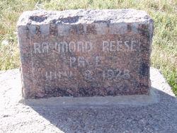 Raymond Reese Pace