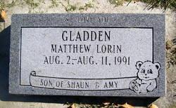 Matthew Gladden