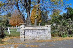 Church of Saint Peter Historic Cemetery