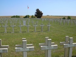 La Cheppe (Mont-Frenet) French National Cemetery