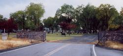 Canyon City Cemetery