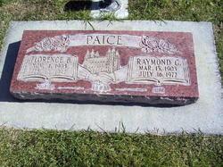 Raymond George Paice