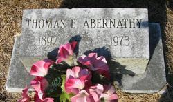 Thomas Edward Abernathy