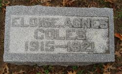Eloise Agnes Coles