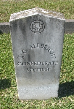 A. G. Allbright