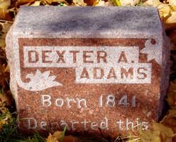 Dexter A. Adams