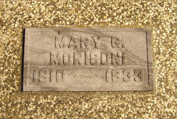 Mary G Moriconi