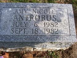 Amy Nicole Antrobus