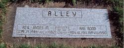 Rev James M Alley