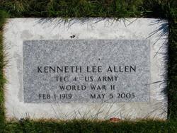Kenneth Lee Allen