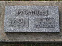 Calvin Luther McGahuey