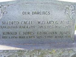 Willard George Jones