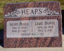 Irean Alvey Heaps