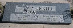 Minnie <I>Sudweeks</I> Morrill