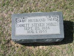 Emmett Steven Nobles