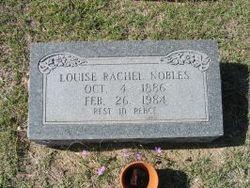 Louise Rachel Nobles