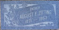August Frederick Zitting