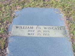 William Ed Wingate